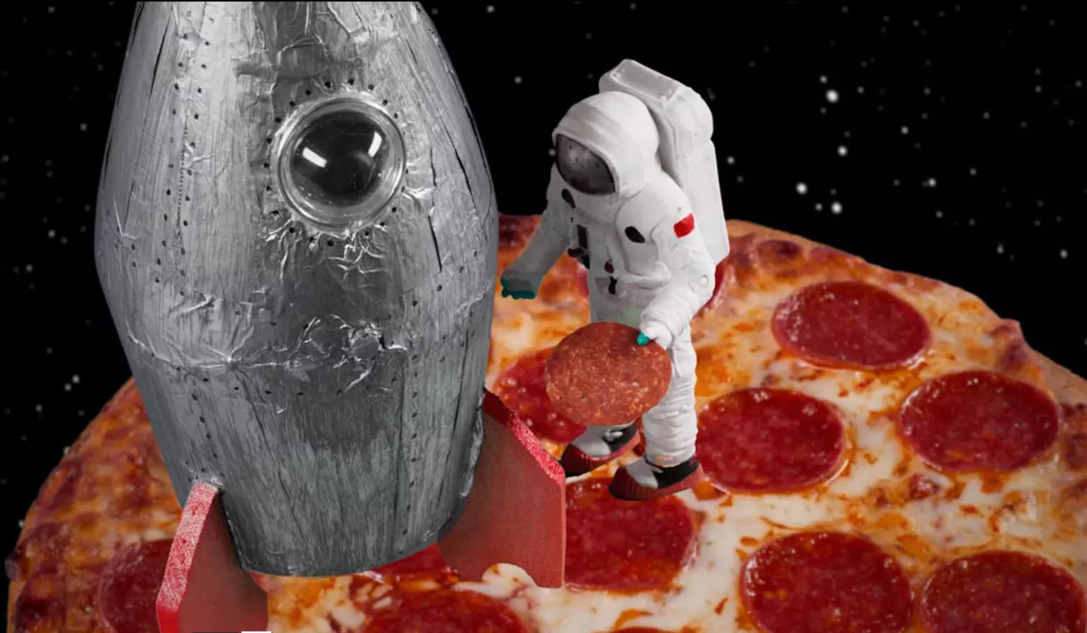Tombstone : Planet Pizza