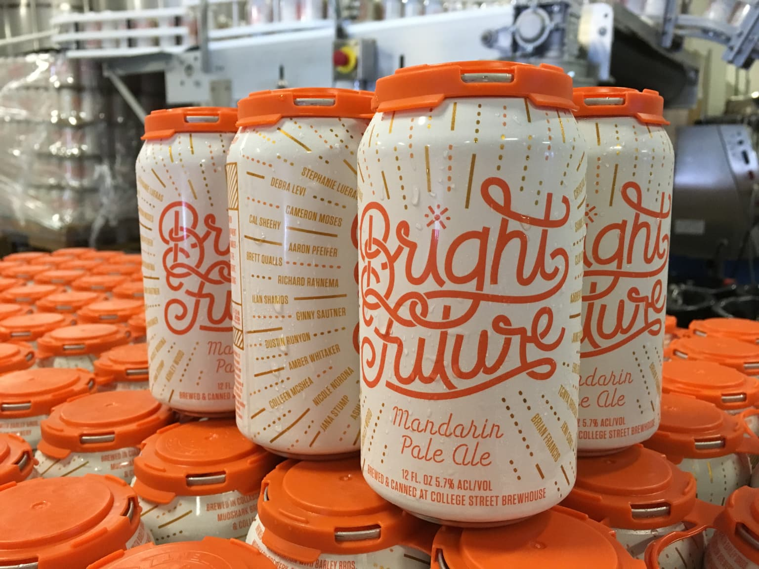 Bright Future Pale Ale
