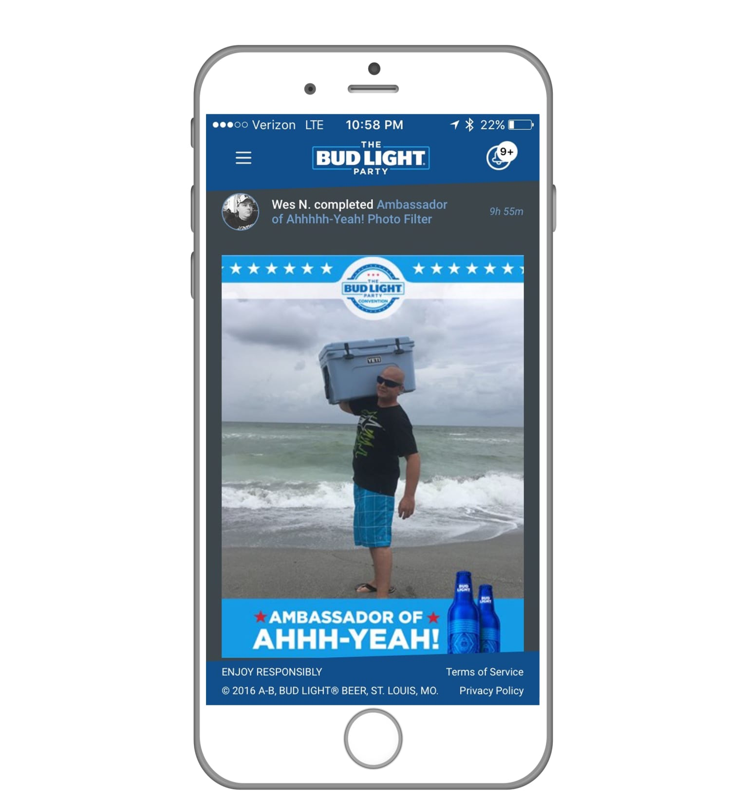 A Social App as Refreshing as a Cold Brew