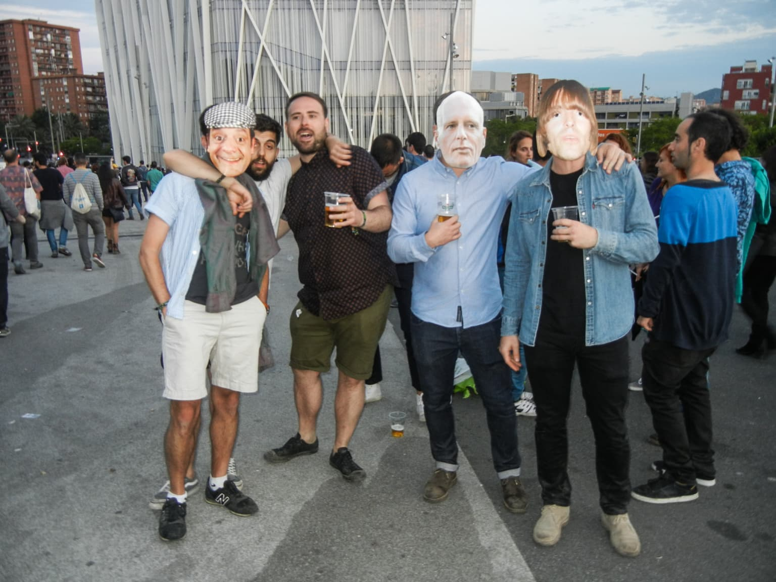 The Peculiar Sadness of Going to a Music Festival Alone (May 2016)