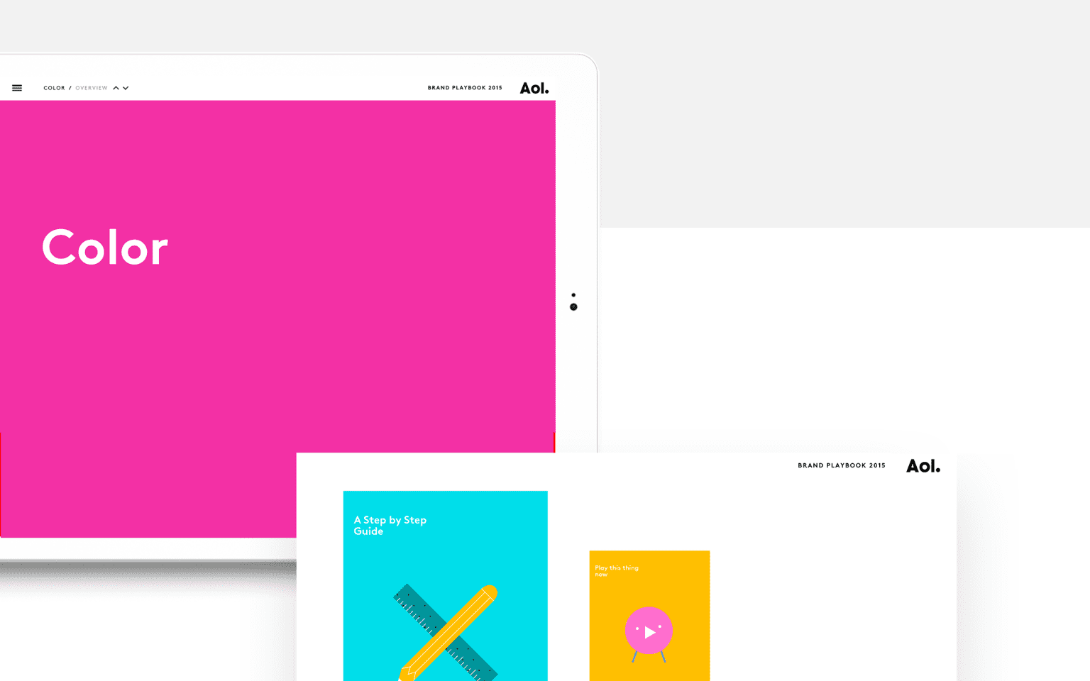 Aol Brand Refresh