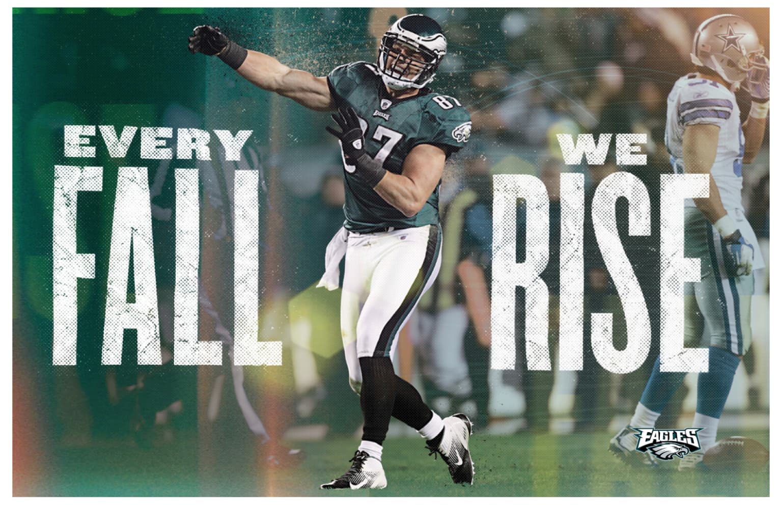 Philadelphia Eagles Brotherly Love Campaign