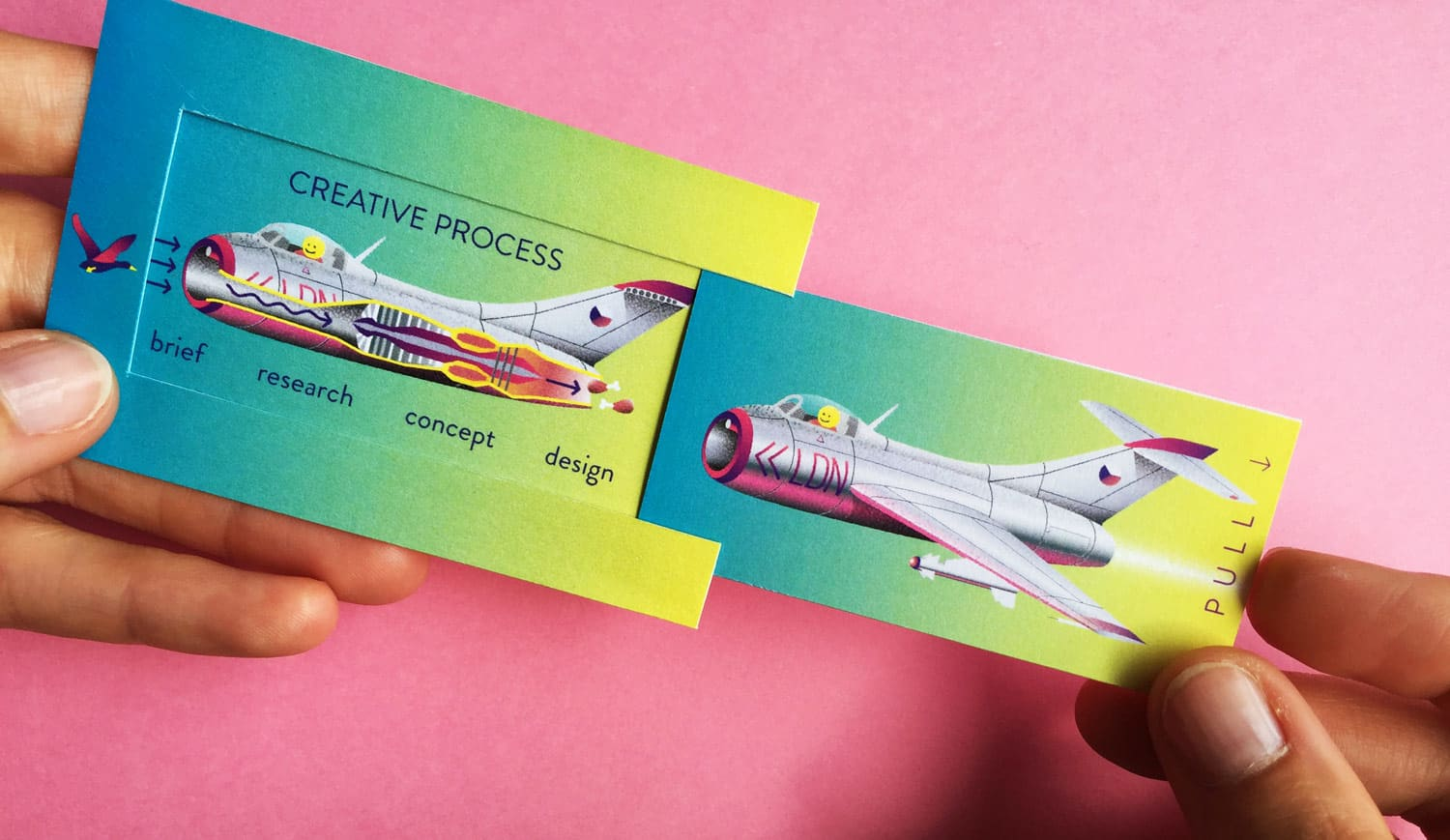 Interactive business card