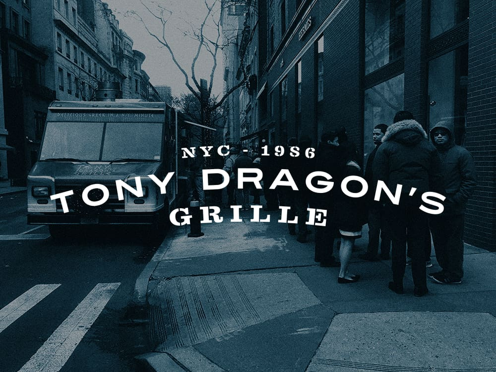 Tony Dragon's Grille