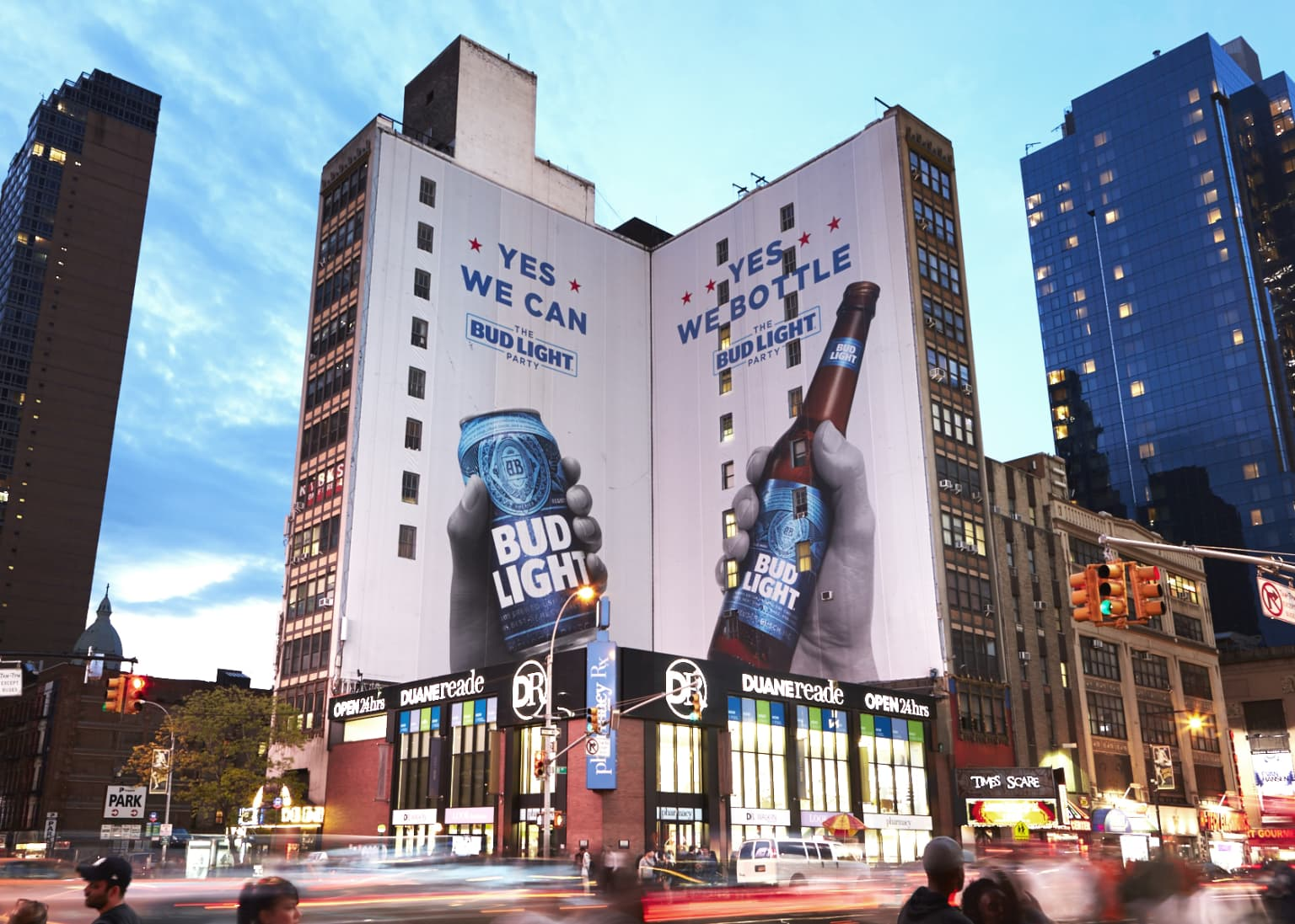 The Bud Light Party