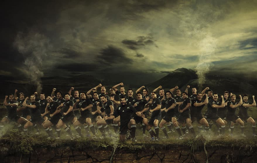 Adidas Rugby - 'Of This Earth'