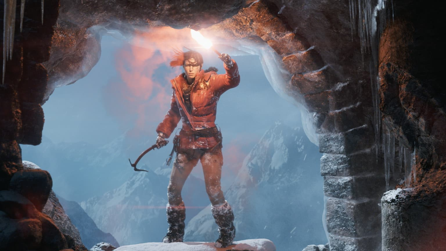 """Rise of the Tomb Raider - """"Aim Greater"""""""