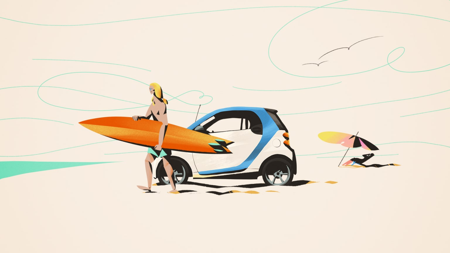 The Power of Sharing - Car2Go & TED