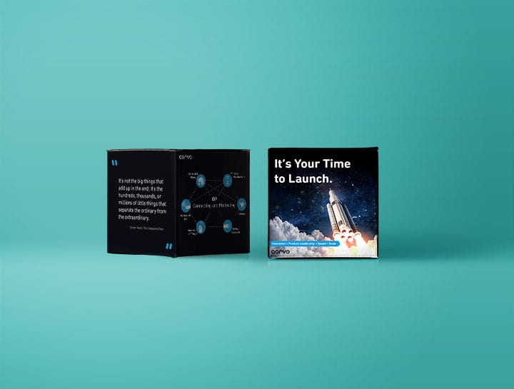 Conference Collateral Cube