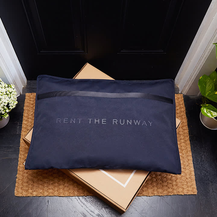 Rent the Runway Reusable Shipping Packaging
