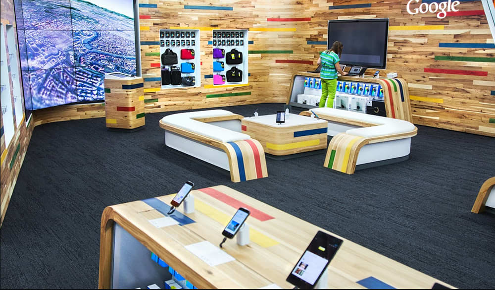 Google In-Store Classes and Workshops