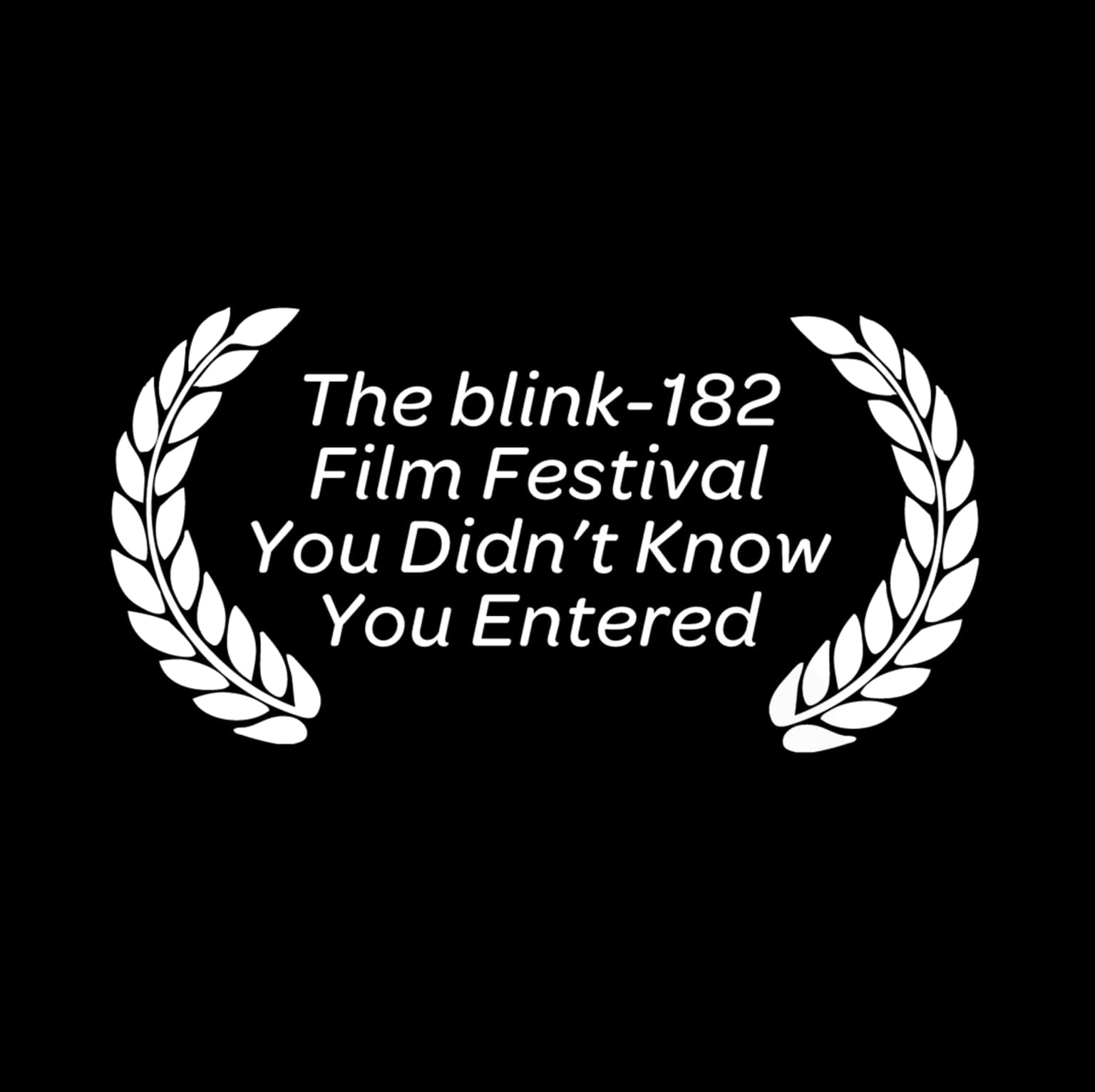 The blink-182 Film Festival You Didn't Know You Entered