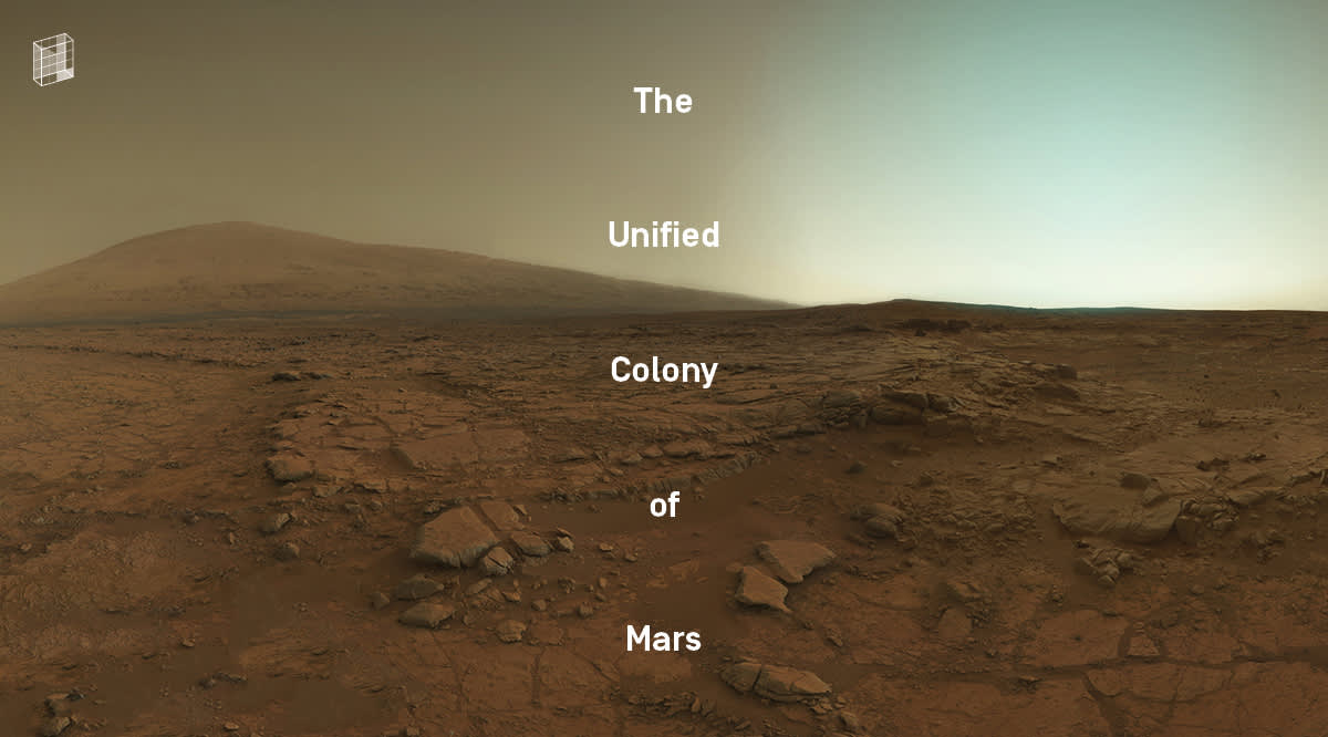 Unified Colony of Mars