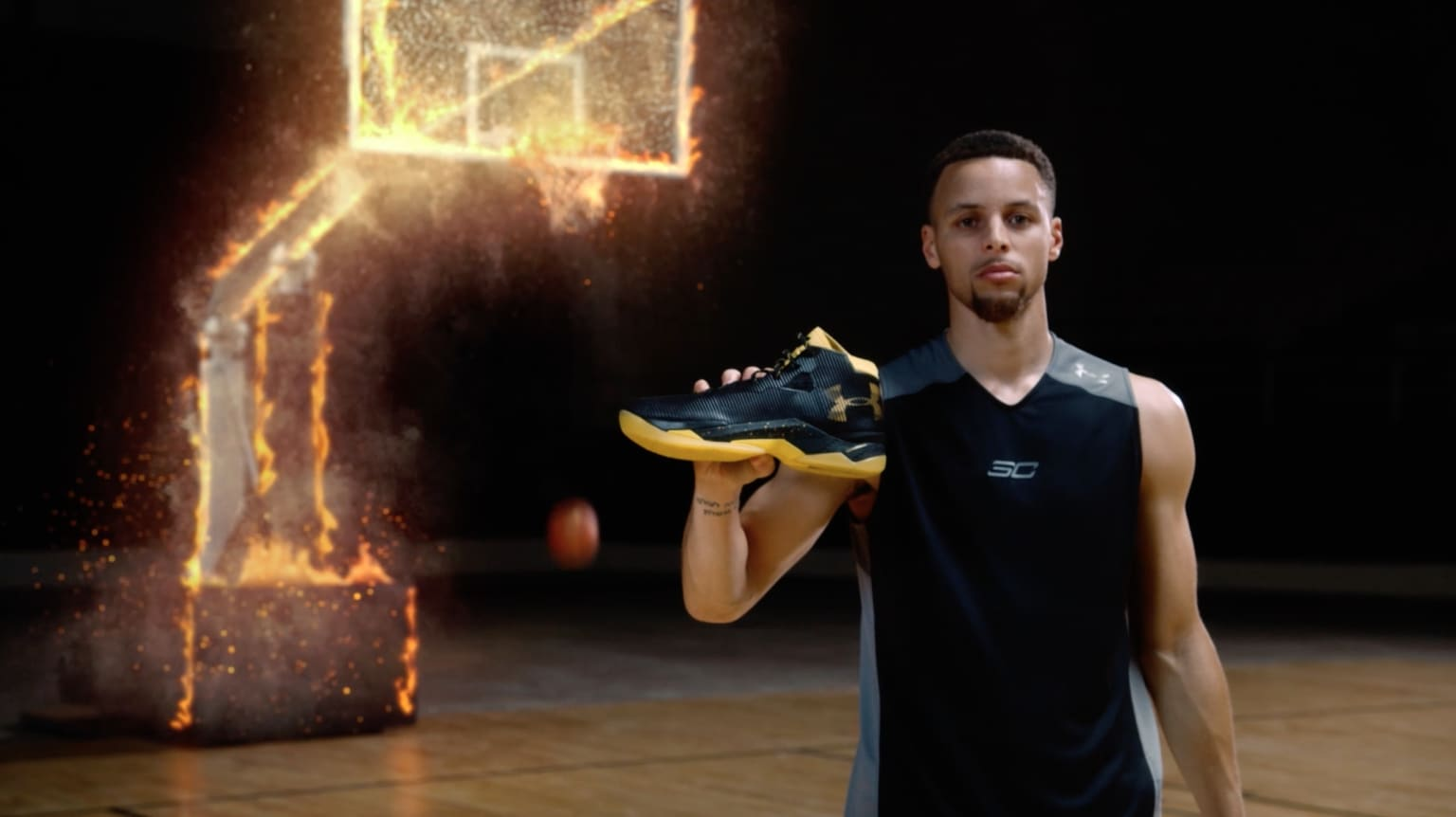3s With Curry