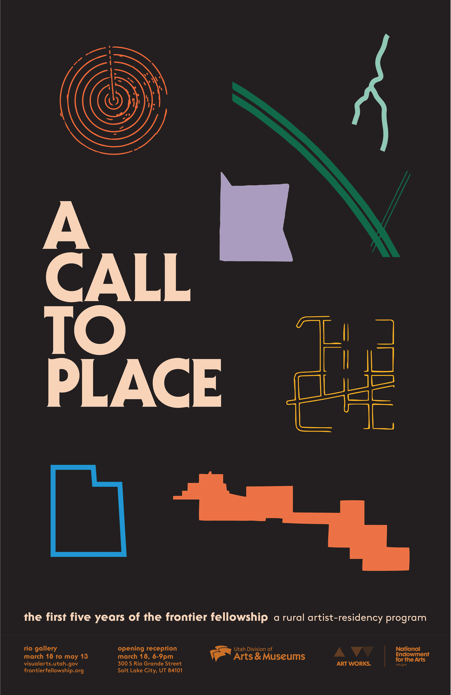 A Call To Place Exhibition & Book