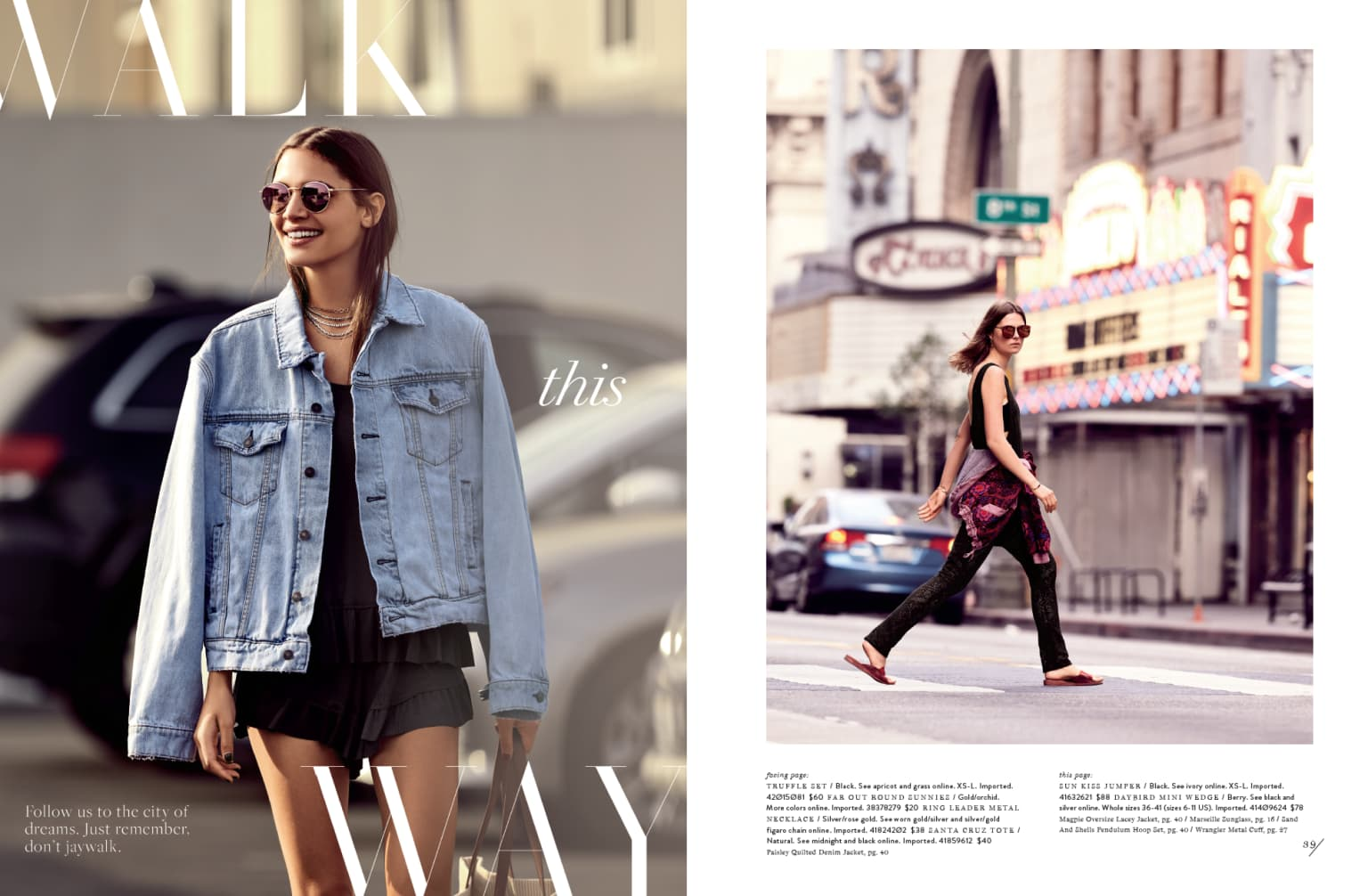 Free People March Book
