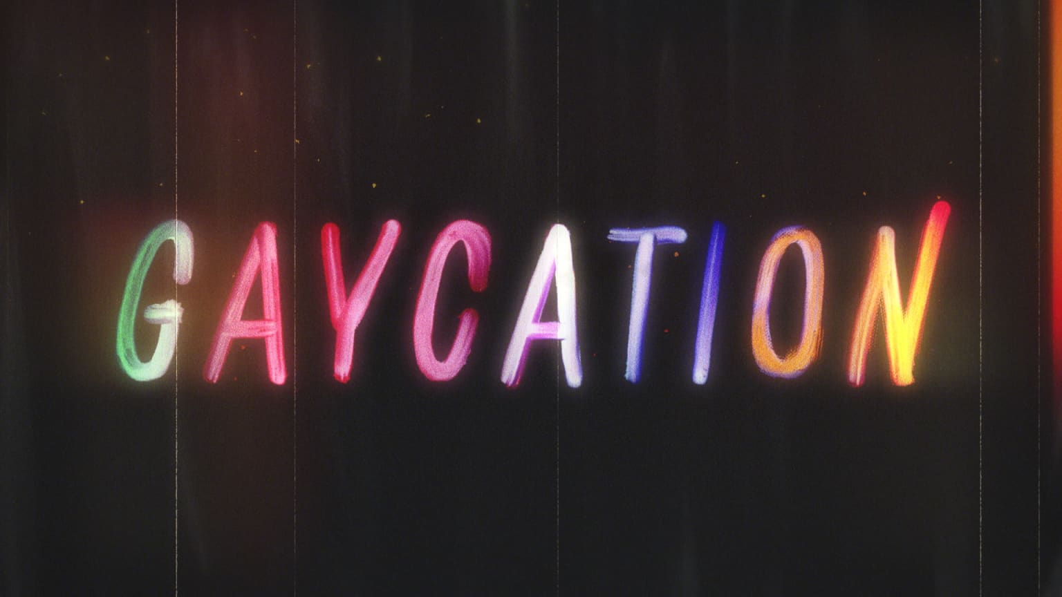 Viceland's Gaycation: Title Sequence