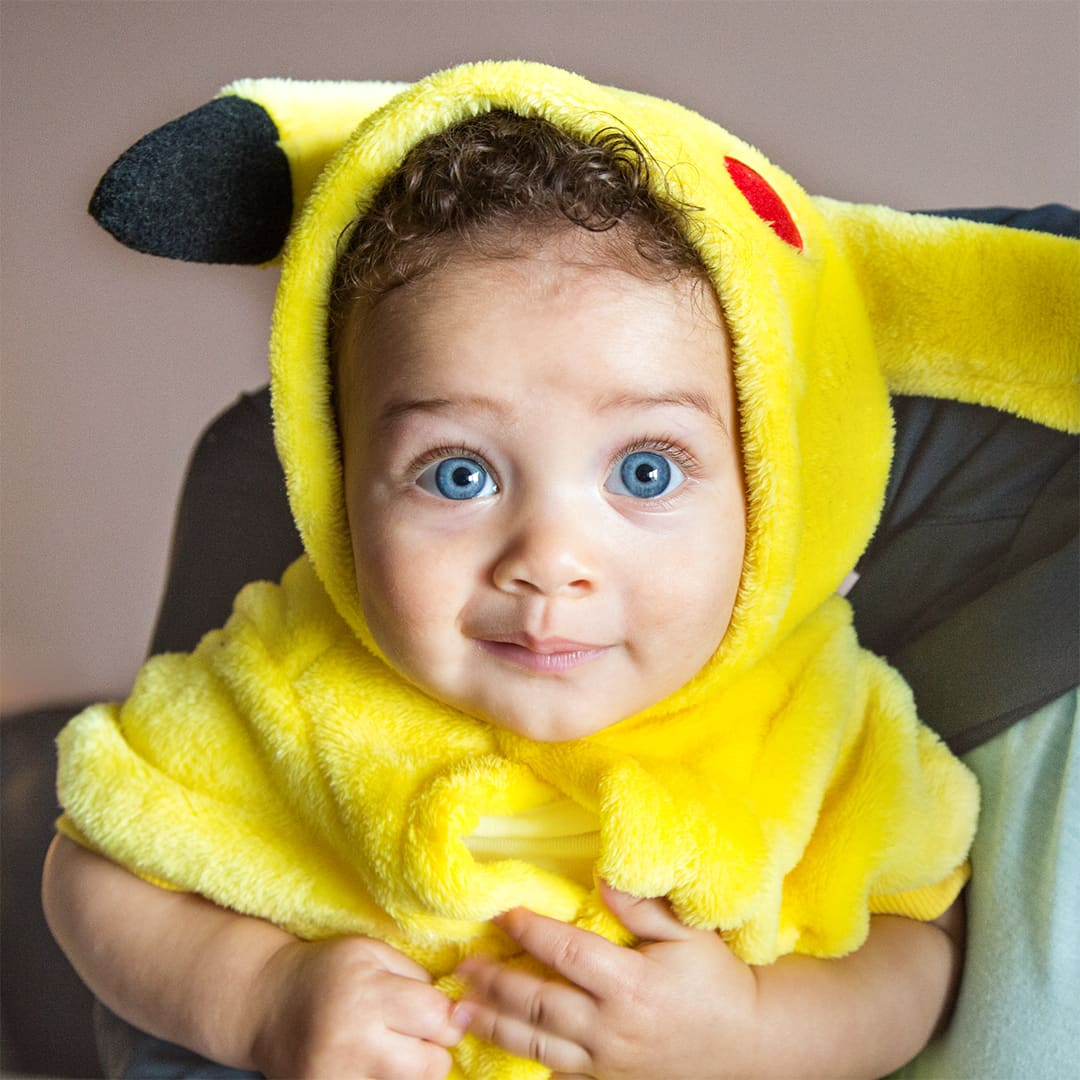 Baby Cosplay
