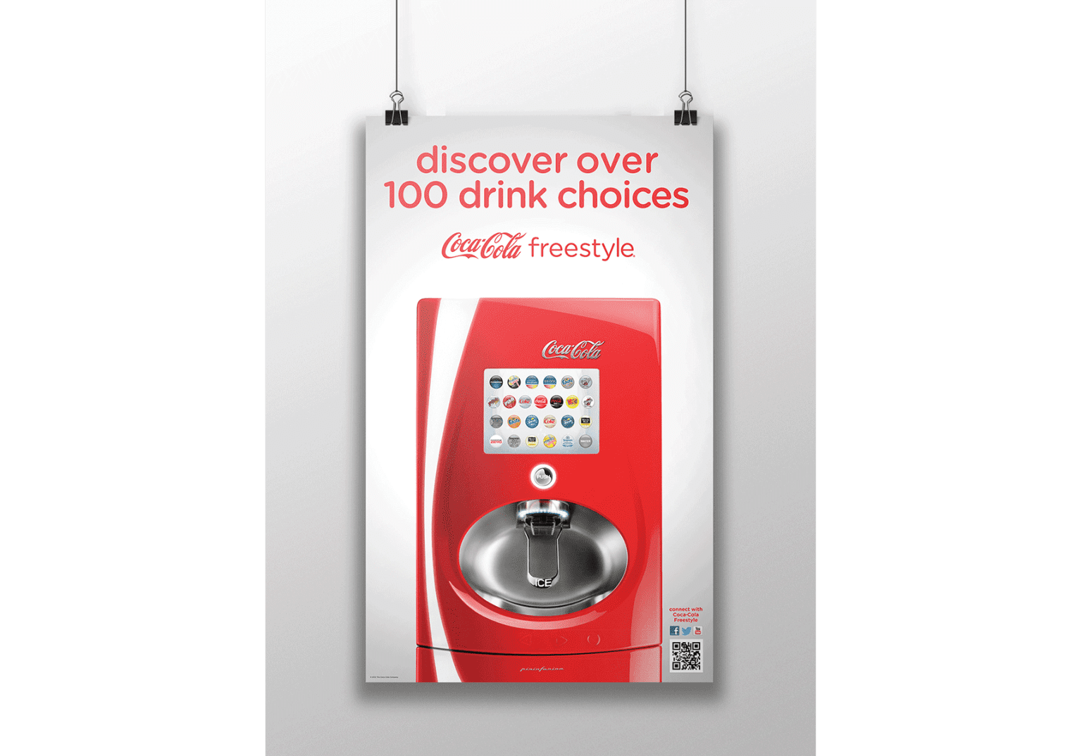 2013 Coca-Cola Freestyle Visual Identity System