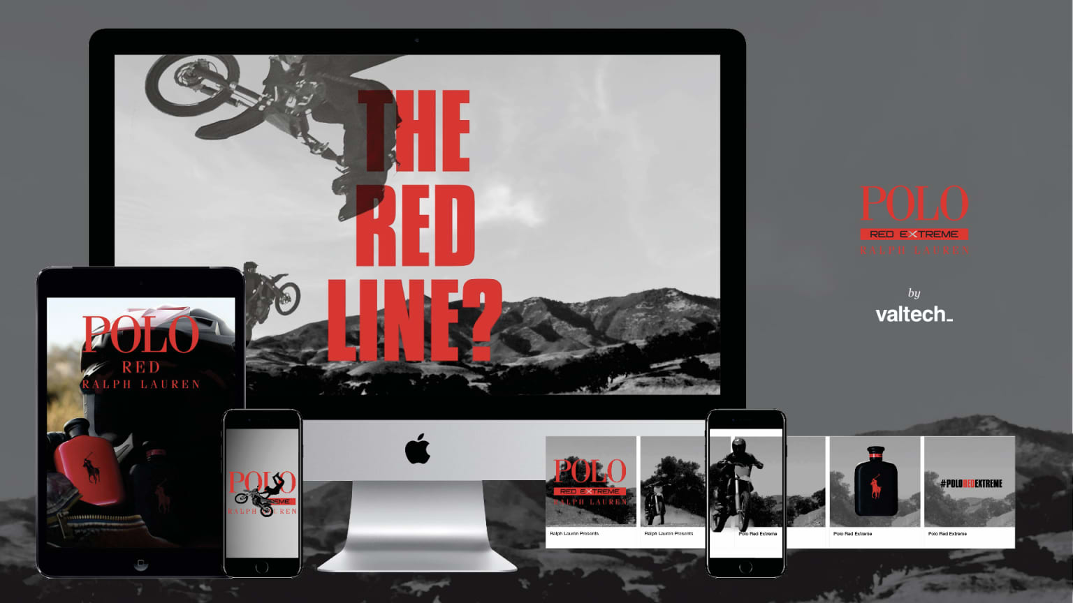 Polo Red Extreme Digital Campaign