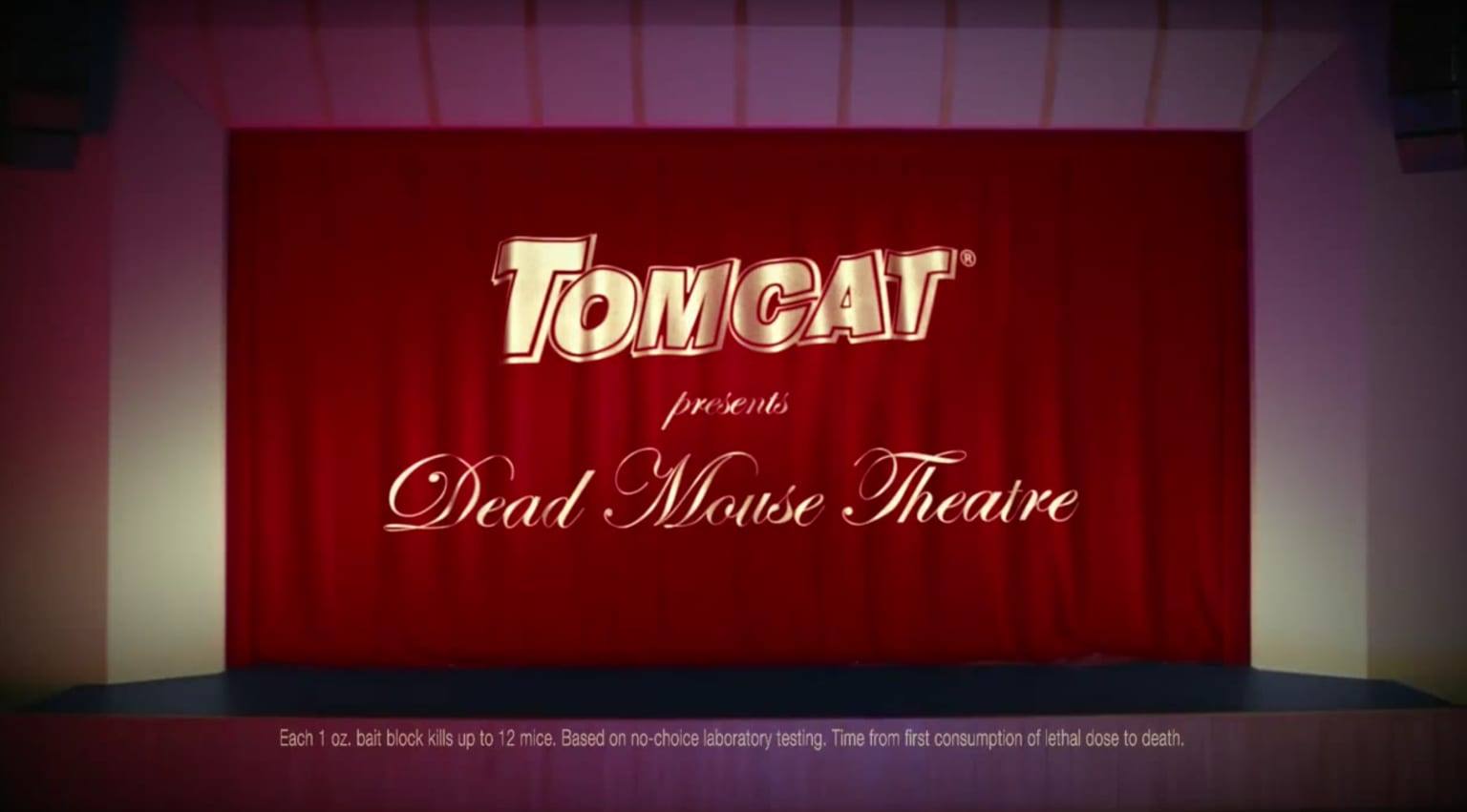 Tomcat Dead Mouse Theater