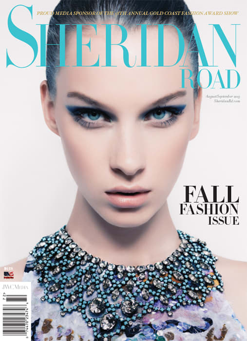 Sheridan Road, Covers and Layouts