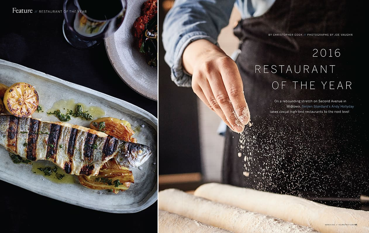 Restaurant of the Year, Hour Detroit