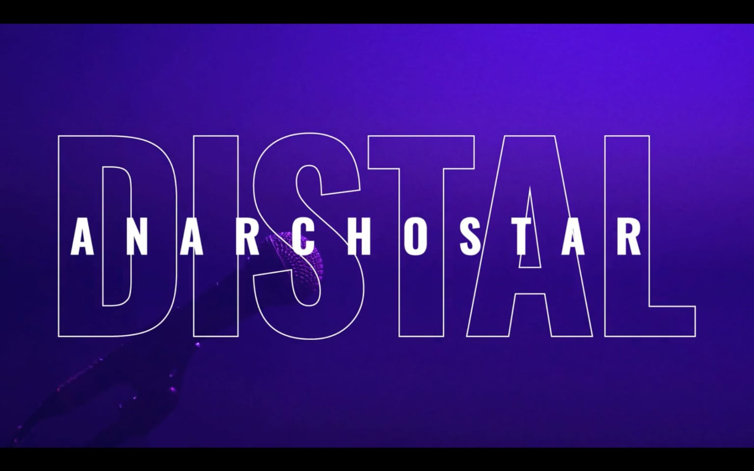 Anarchostar Documentary for XLR8R Magazine