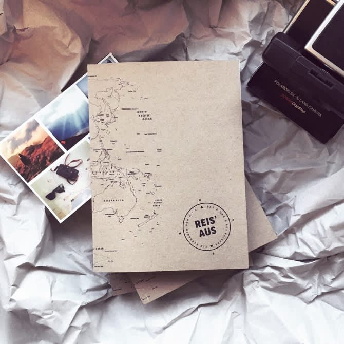 Travel Book and Blog