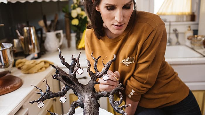House to Home: Artist and baker Christine McConnell finds inspiration at home