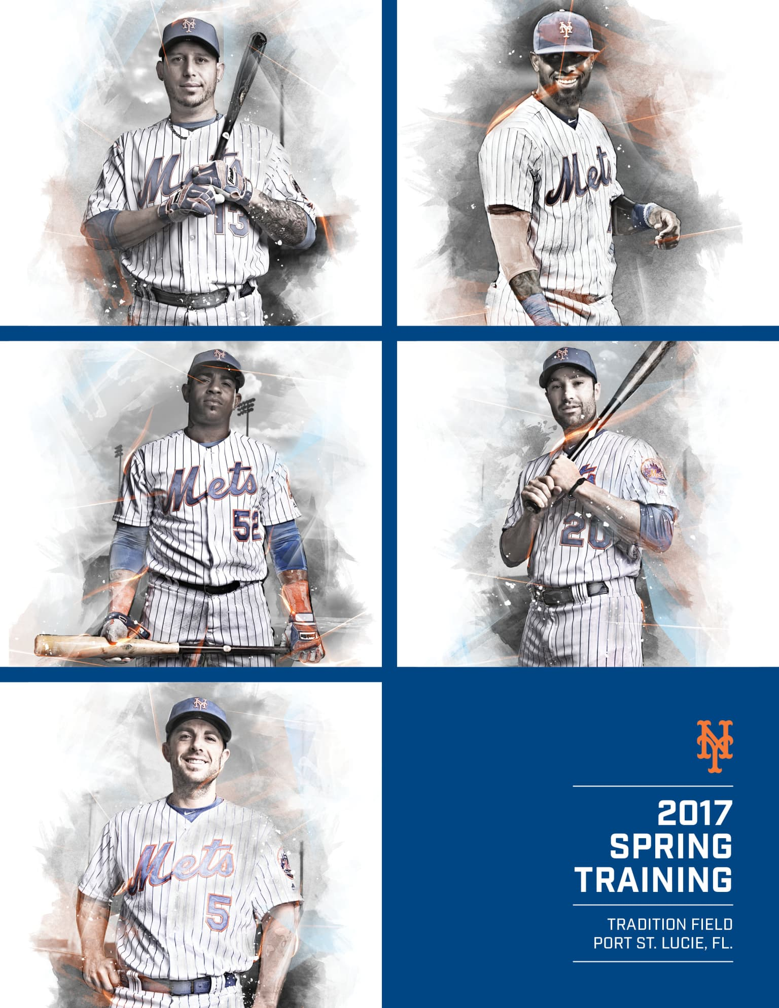 Spring Training Guide Covers