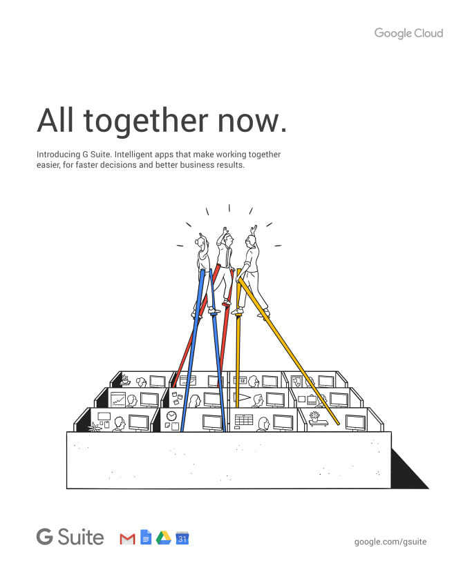 Google: All Together Now