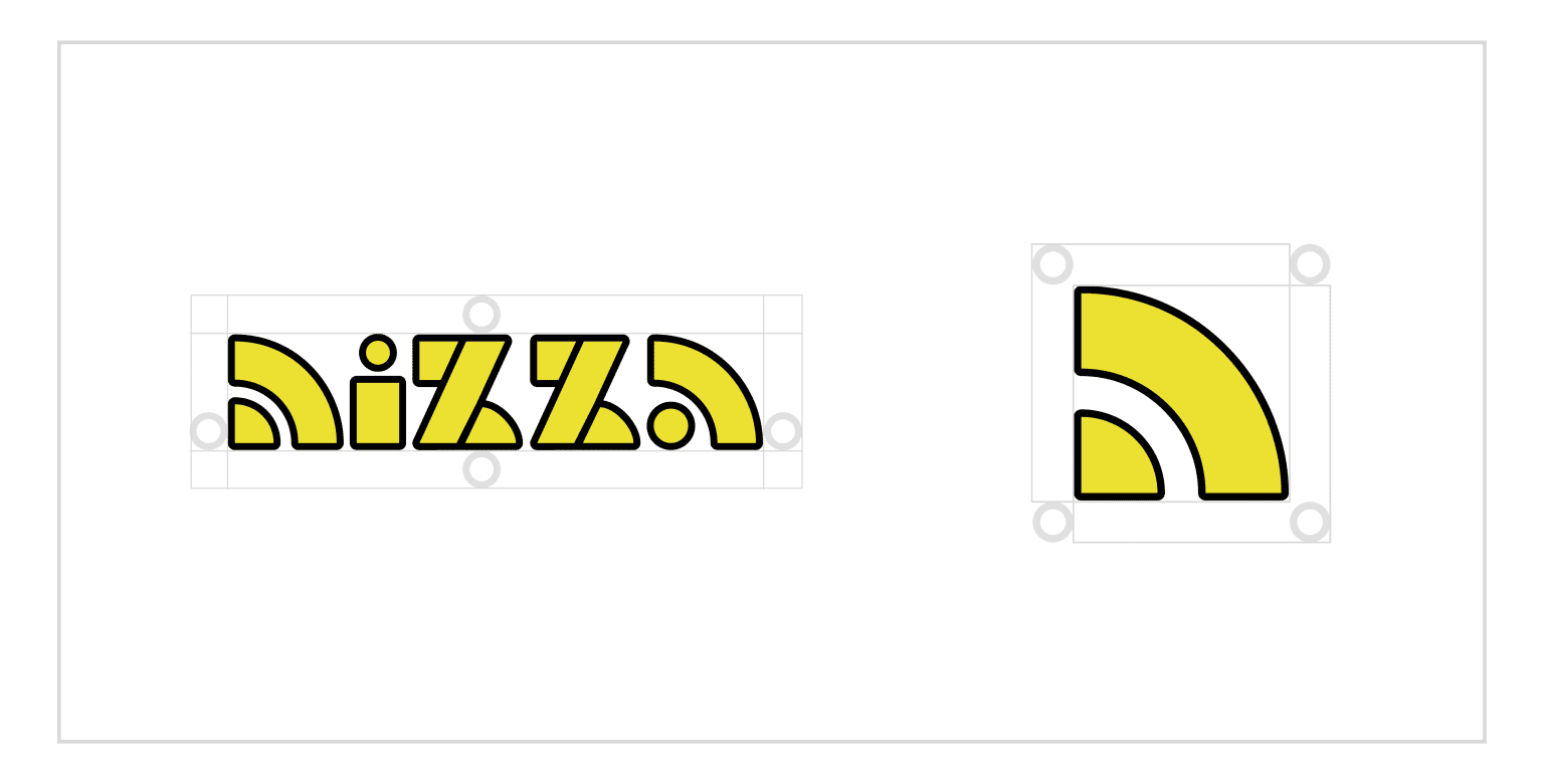 The Pizza Pages — Rebrand