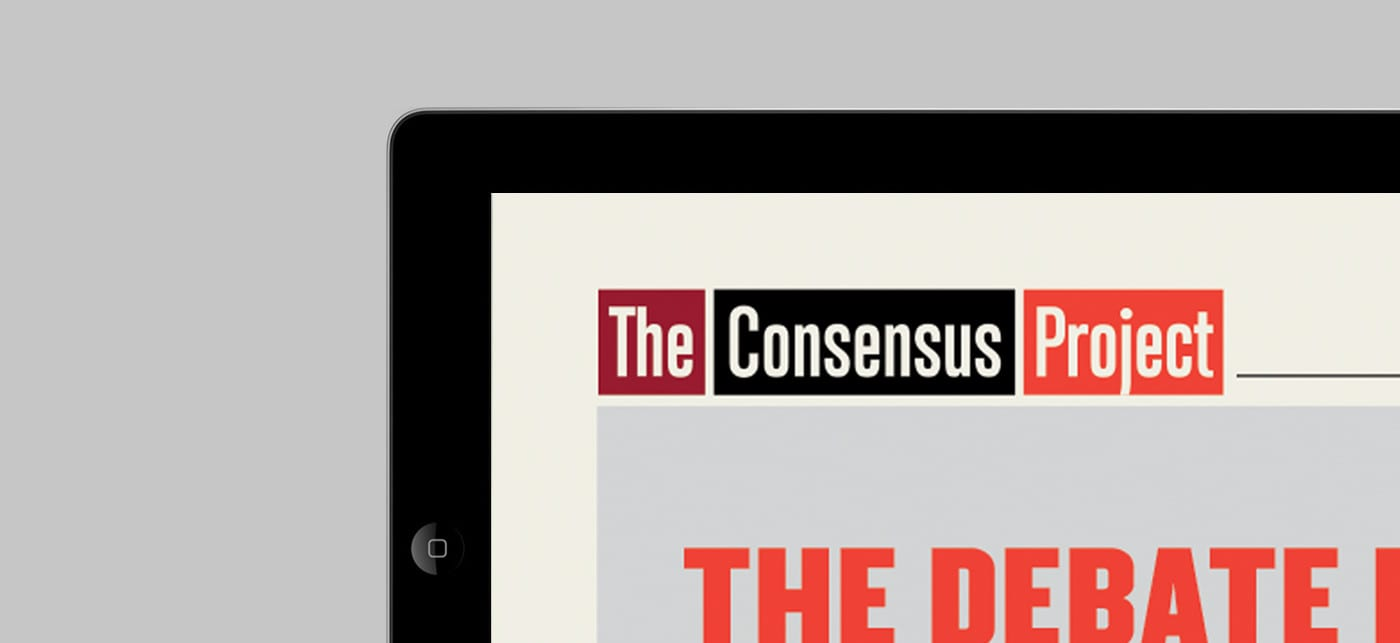 The Consensus Project Graphics
