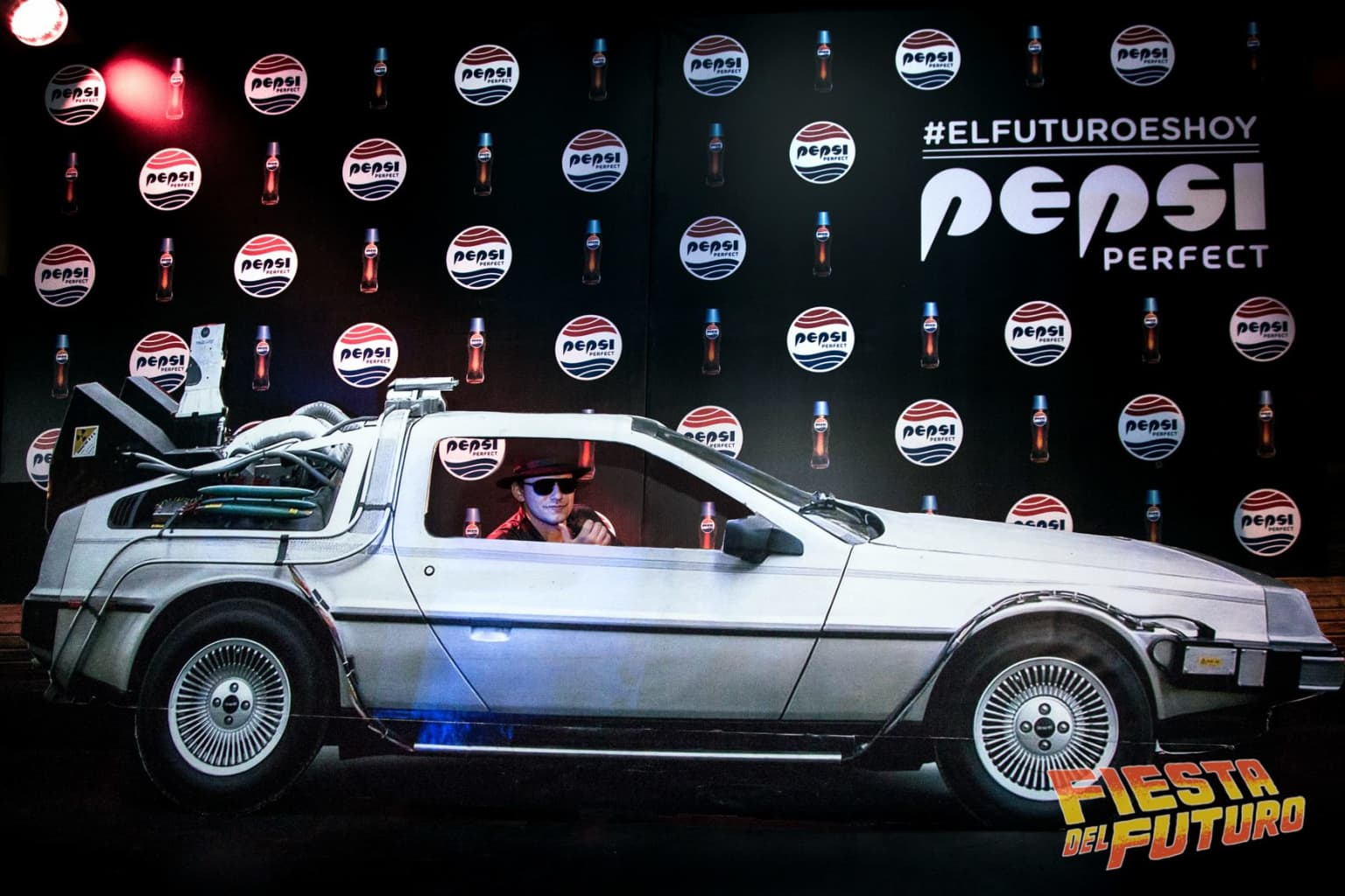Back to the Future themed Party