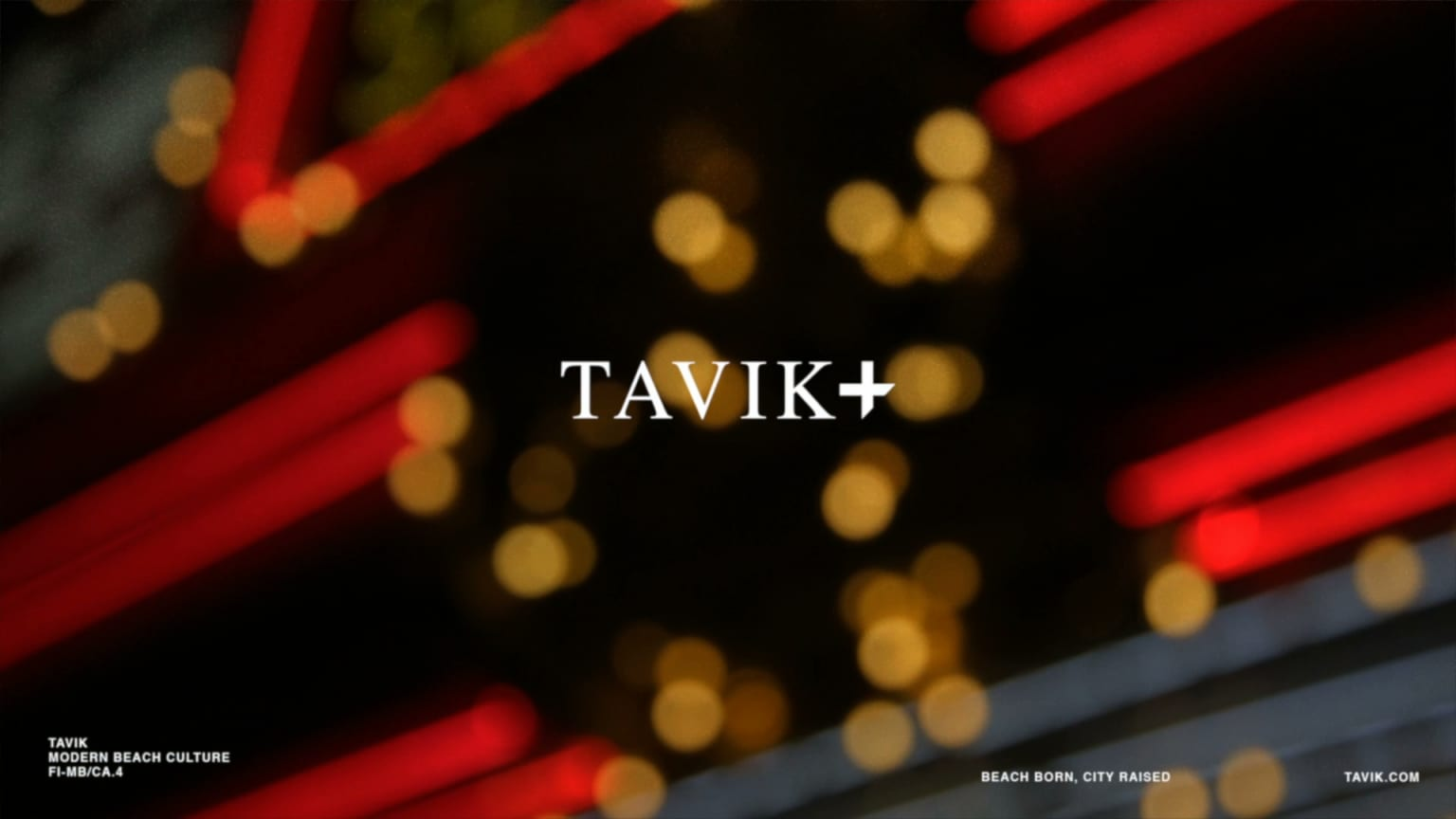 TAVIK | To the End