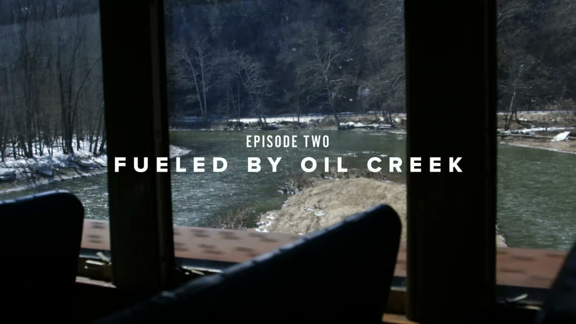 Toyota   Fueled by Oil Creek