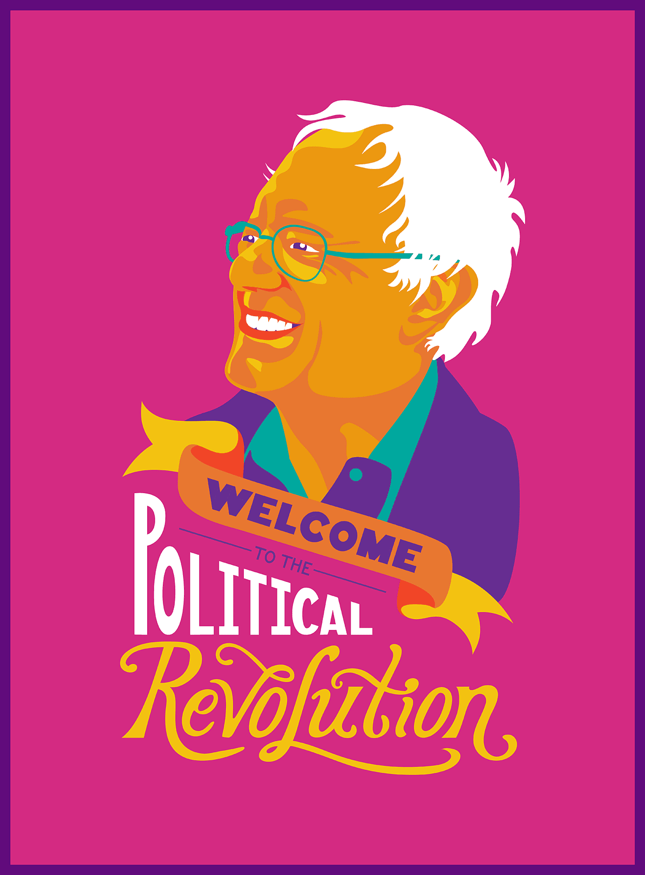 Welcome to the Political Revolution