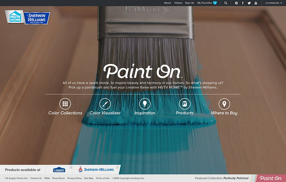 HGTV Home by Sherwin-Williams