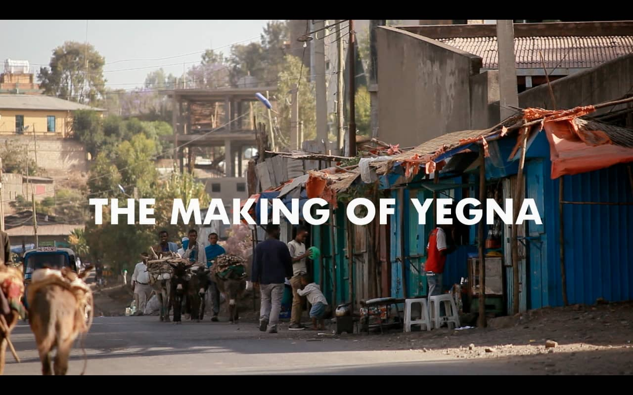 The Making of YEGNA   Documentary