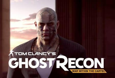 UBISOFT - GHOST RECON GAME LAUNCH