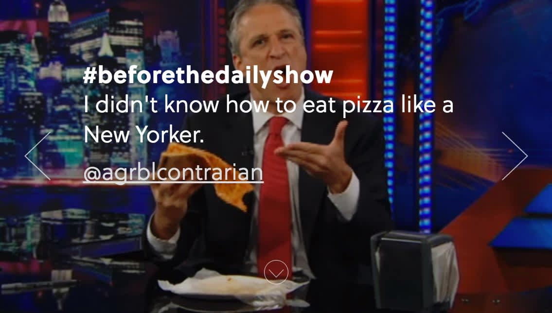 Before the Daily Show