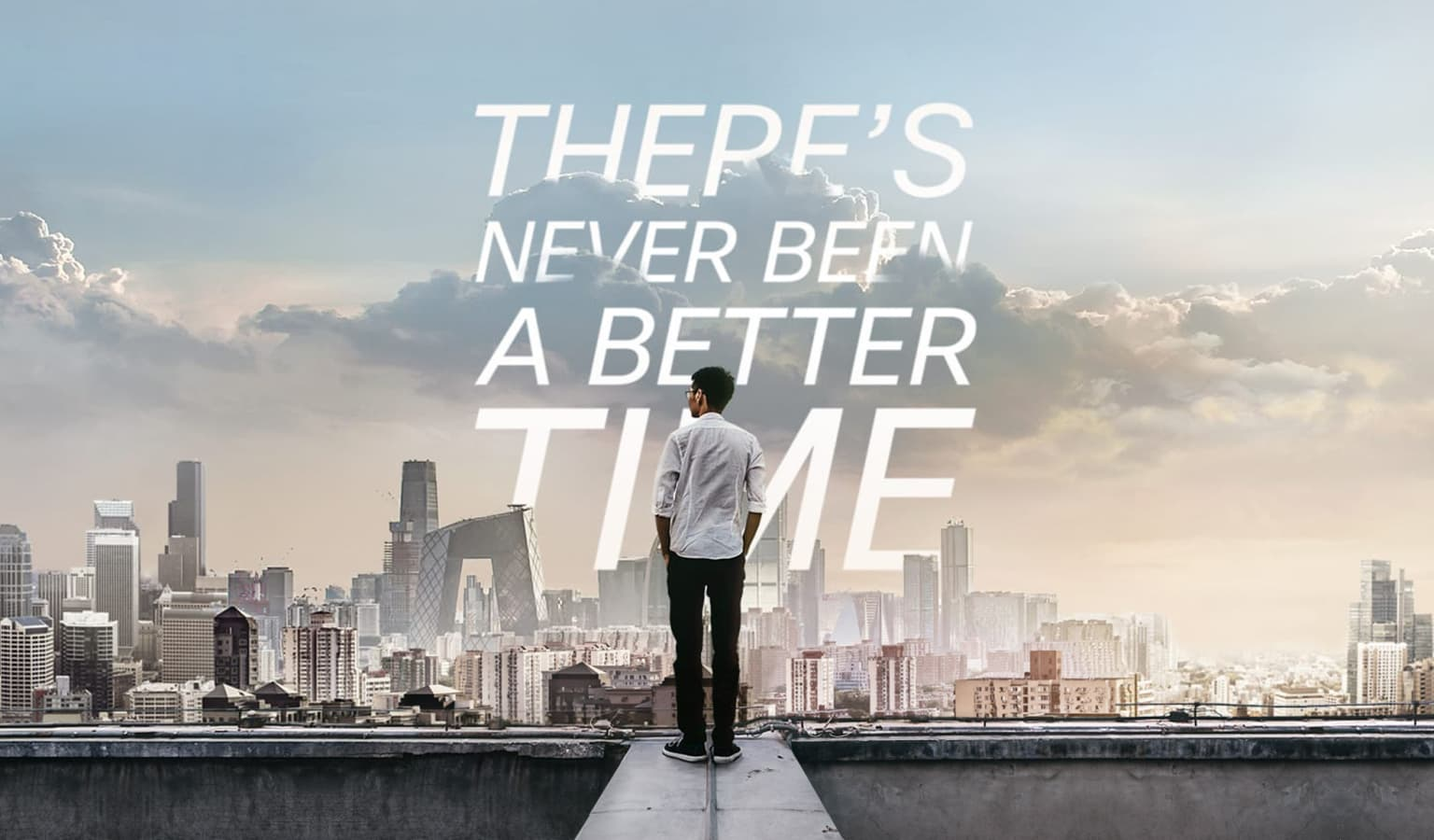 Theres Never Been A Better Time - Cisco