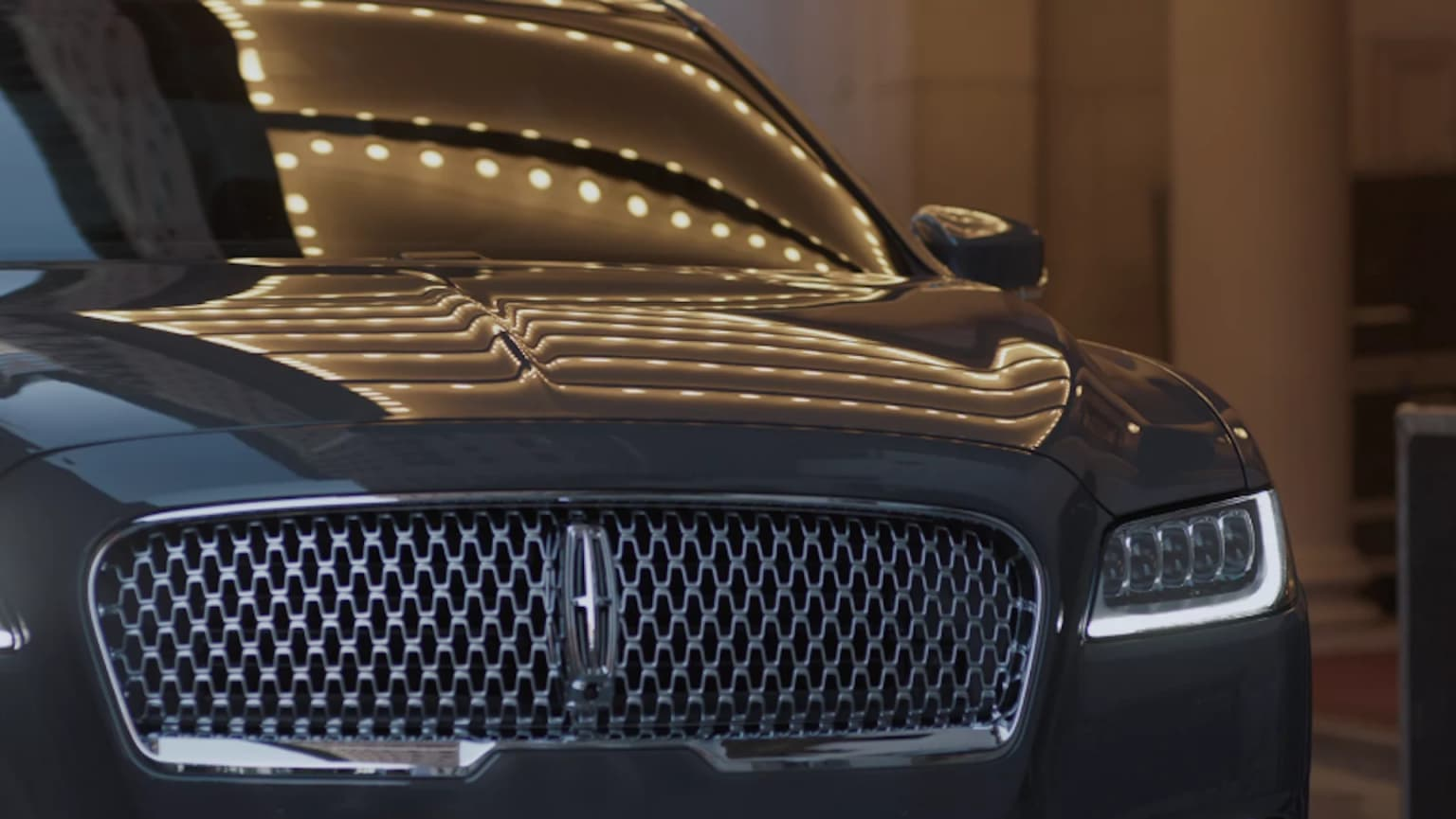 Lincoln Continental - Grammy's Initiative