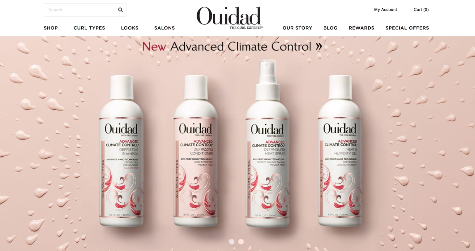 Ouidad Advanced Climate Control