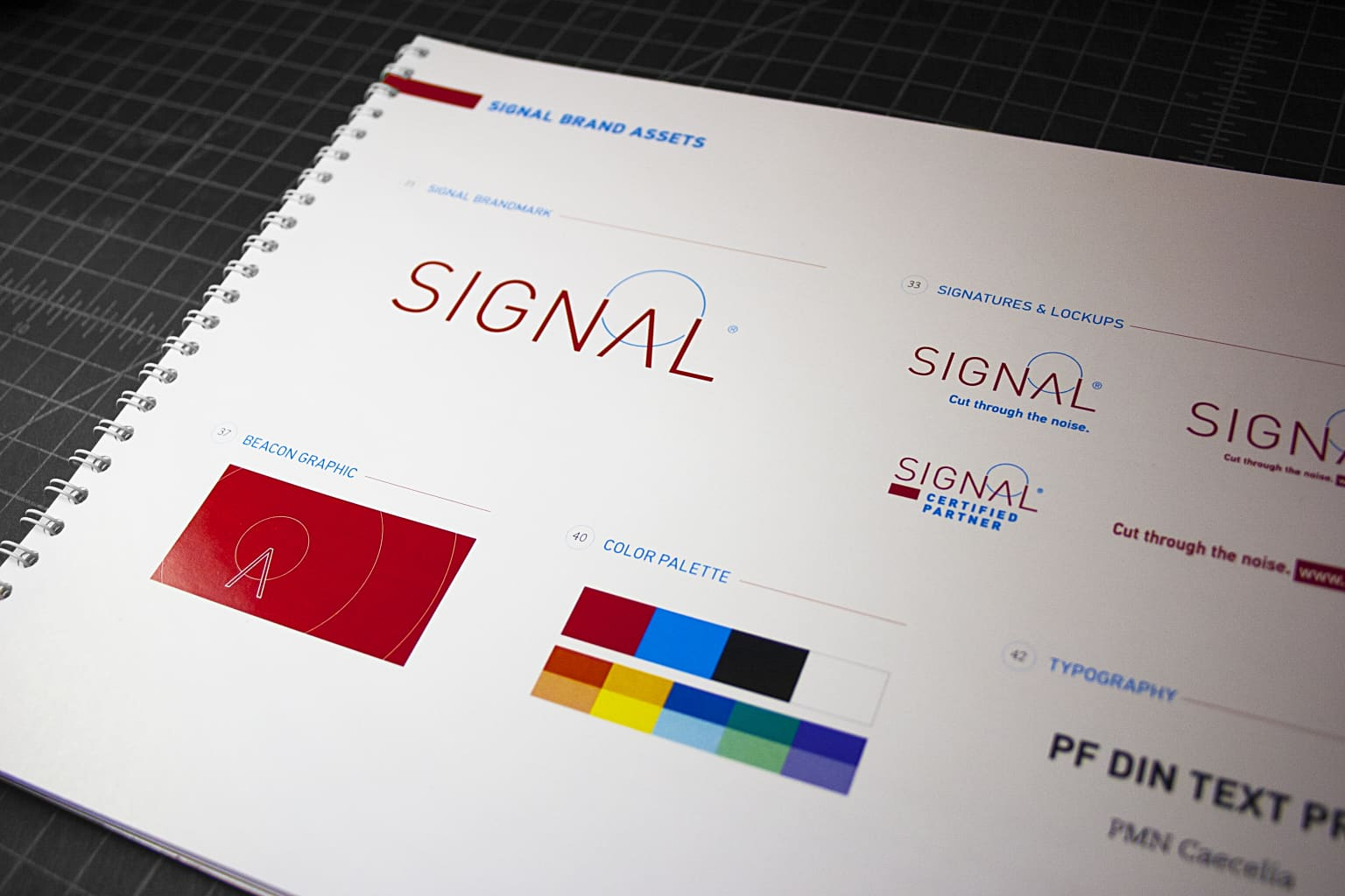 Signal Branding and Marketing Creative