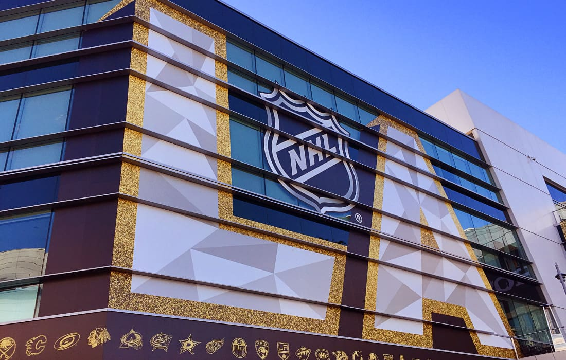 2017 NHL All-Star Branding