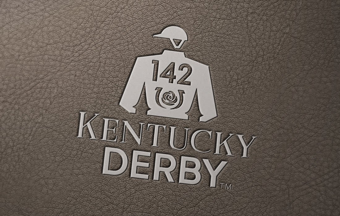 Kentucky Derby Event Branding