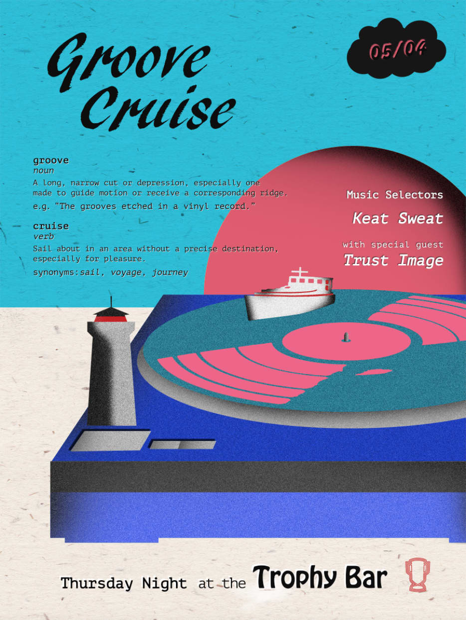 Groove Cruise flyer