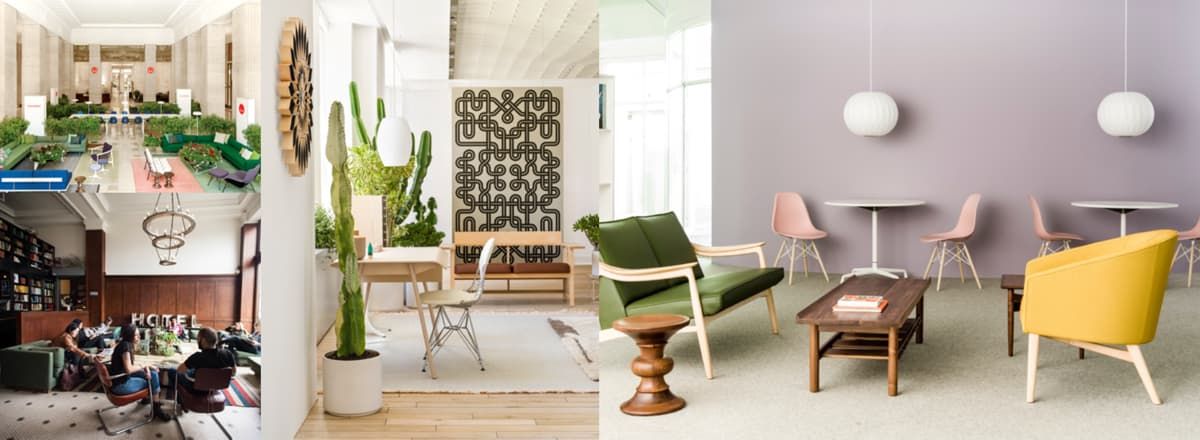 Herman Miller and Ace Hotel
